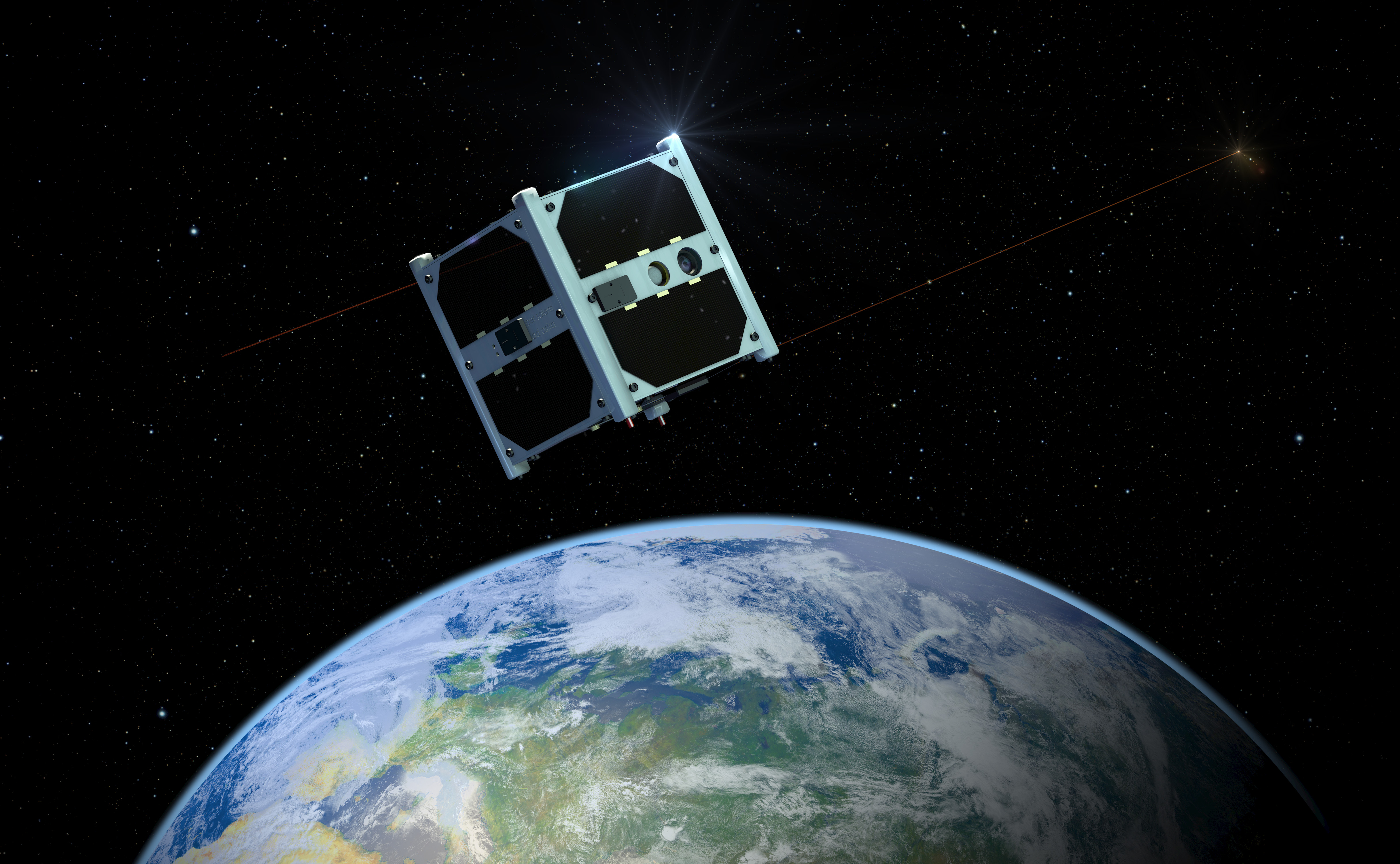smallsat modem high speed data by txmission